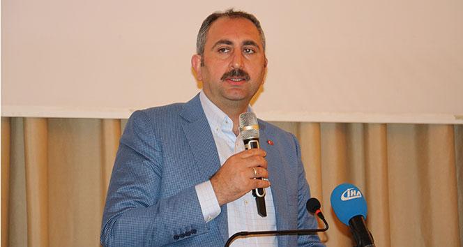 Adalet Bakanı Gülden Suruç açıklaması