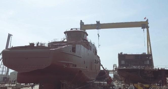 (Özel) Türk tersaneleri Avrupaya gemi yetiştiremiyor