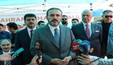 Mahir Ünal: Kırsaldan terör temizlendi, Türkiye huzura kavuştu