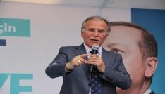 """AK Parti Karabük Milletvekili eski T.B.M.M Başkanı Mehmet Ali Şahin, """"24 Haziran Türkiyenin geleceğini inşa edecektir"""""""