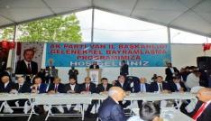 AK Parti Van İl Başkanlığında bayramlaşma