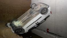 Karabükte 2 ayrı trafik kazası: 5i çocuk 10 yaralı