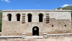 Hakkarideki Kayme Sarayı restore edildi