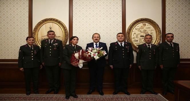 Jandarma Teşkilatının 179uncu kuruluş yıldönümü kutlanıyor