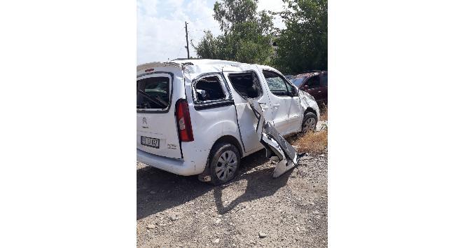 Silopide trafik kazası: 3 ölü, 2 yaralı