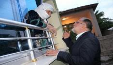 AK Parti Van Milletvekili Adayı Gülaçardan bayram ziyaretleri