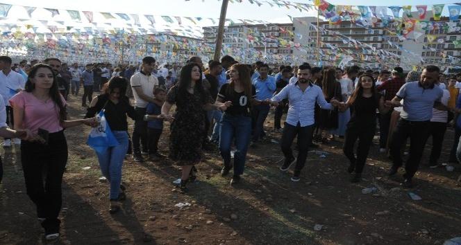 HDP Eş Genel Başkanı Temelliden Cizre mitingi