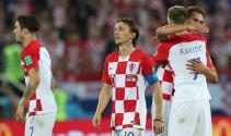 Hırvatistan liderliği kaptı!