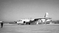 Bir zamanlar 4 tip uçağa hizmet veriyordu şimdi ise...