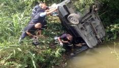 Edirnede iki ayrı kaza: 1 ölü, 8 yaralı