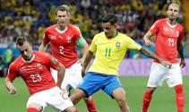 ÖZET İZLE | Brezilya - İsviçre özet izle goller izle