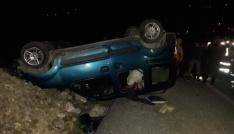 Zonguldakta trafik kazası: 5 yaralı