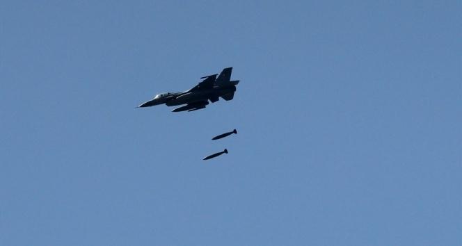 İsrail, Gazze'ye hava saldırısı düzenledi!