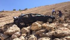 Mardinde iki ayrı kaza: 3 ölü, 3 yaralı