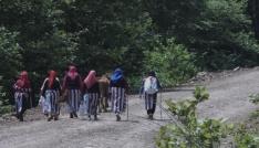 1. Akpınar Göç Hikayesi için yola çıktılar