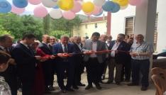 Koyulhisarda kültür merkezi hizmete açıldı