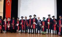 Yakın Doğu Üniversitesi İnşaat ve Çevre Mühendisliği Fakültesi mezuniyet töreni gerçekleşti