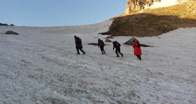Mantar toplarken kaybolan şahsı, AFAD ekibi buldu