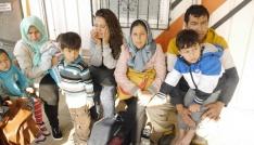 Çanakkalede 45 mülteci yakalandı