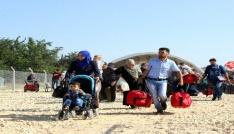 Ramazan Bayramını ülkelerinde geçiren Suriyelilerin dönüşü 26 Haziranda başlıyor