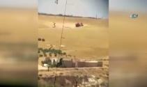 Türk askeri Menbiçe girdi