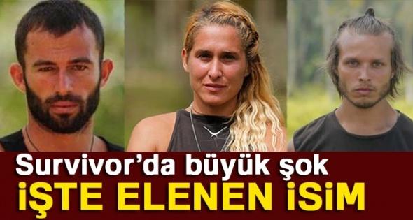 Survivor Kim Elendi? |(18 Haziran Survivor'da Adaya Kim Veda Etti)