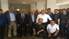 """AK Partili adaylar, """"Güçlü Türkiyeyi vaat ediyoruz"""""""
