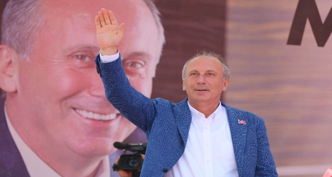 İnce: Erdoğan Tansu Çillerden medet umuyor