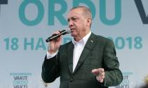 Cumhurbaşkanı Erdoğan: 'Fındık üreticisini mağdur etmeyeceğiz'