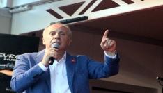 """CHPnin Cumhurbaşkanı adayı İnce: """"Kiliste, Kilisli mi çok Suriyeli mi çok, böyle bir devlet olur mu?"""""""
