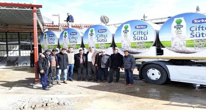 Akdağmadeni Süt Toplama Merkezinin açılışı yapıldı