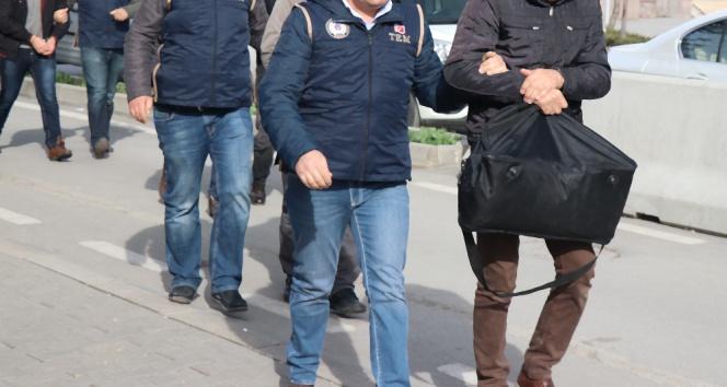 31 ilde mahrem abi operasyonu: 124 gözaltı kararı