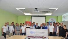 Amatör spor kulüplerine 147 bin TL yardım yapıldı