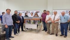 Endüstriyel tasarımcı adayları projelerini sanayicilere sundu
