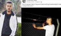Sosyal medyadan Katilimi tanıyorum' dedi, ölü olarak bulundu