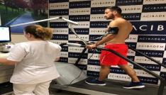 Sivassporun yeni transferi sağlık kontrolünden geçti