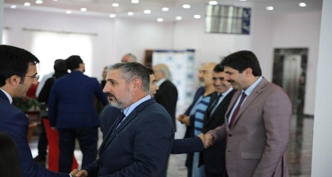 Ardahan Üniversitesinde bayramlaşma programı