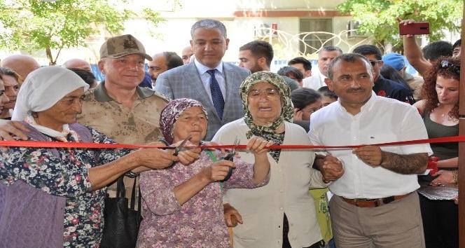 Tuncelide Kadın Yaşam Merkezi açıldı