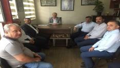 AK Partiden KGDye ziyaret