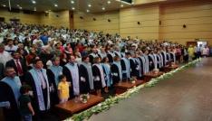 Fen-Edebiyat Fakültesi mezuniyet töreni gerçekleştirildi