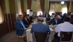AK Partili Adaylar muhtarlarla bir araya geldi