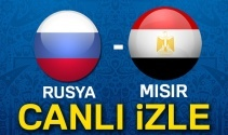 Rusya Mısır Canlı İzle | TRT 1 Canlı yayın