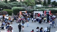 Forum Mersinde bayram, festival havasında yaşandı