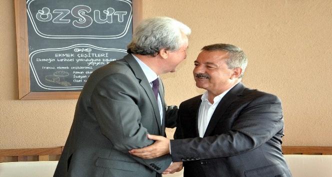 Eski SP Genel Başkan Yardımcısı Necmettin Aydın: