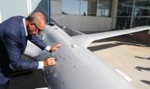 Cumhurbaşkanı Erdoğan, İnsansız Hava Aracı'na tarih ve imza attı