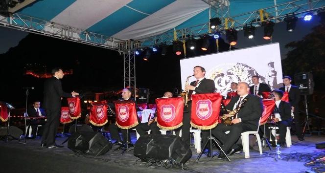 TÜRKAYdan Amasyada konser