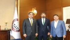 Baro Başkanı Yeşilboğaz: Avukatlar yargı bağımsızlığının temel güvencesidir