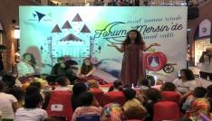 Forum Mersin ziyaretçilerine masal gibi 3 gün yaşattı