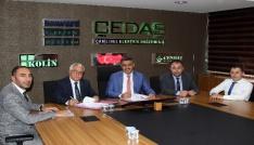 ÇEDAŞ ile TES-İŞ arasında toplu iş sözleşmesi imzalandı