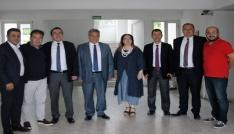 Muğlaspora destek ziyaretleri sürüyor